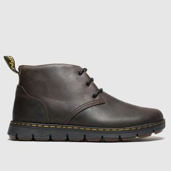 Dr Martens Brown Rhodes Chukka c2namevalue::Mens Boots