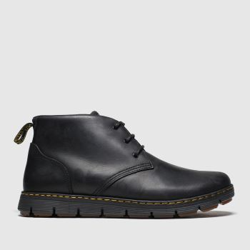 Dr Martens Black Rhodes Chukka Boot c2namevalue::Mens Boots