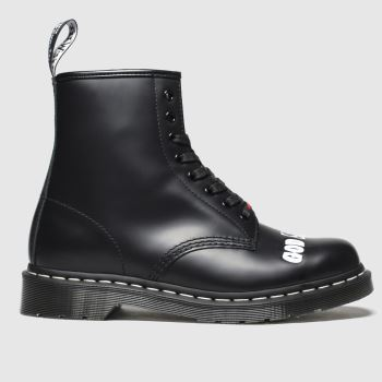 Dr Martens Black 1460 Sxp 8 Eye Mens Boots