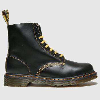 Dr Martens Black 1460 Pascal Atlas Mens Boots