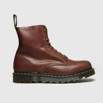 Dr Martens Brown 1460 Pascal Ziggy Mens Boots