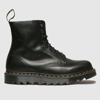 Dr Martens Black 1460 Pascal Ziggy Mens Boots