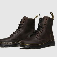 Dr Martens Combs Leather Boot 1