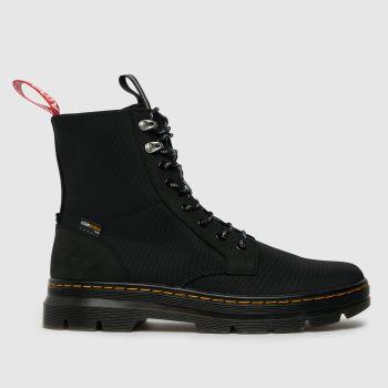 Dr Martens Black Reeder Herschel Mens Shoes