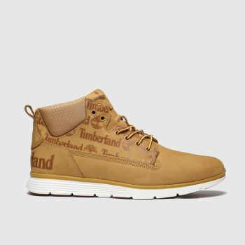 Timberland Tan Killington Chukka Omu Mens Boots