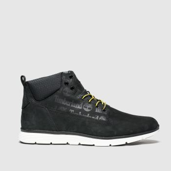 Timberland Black Killington Chukka Omu Mens Boots
