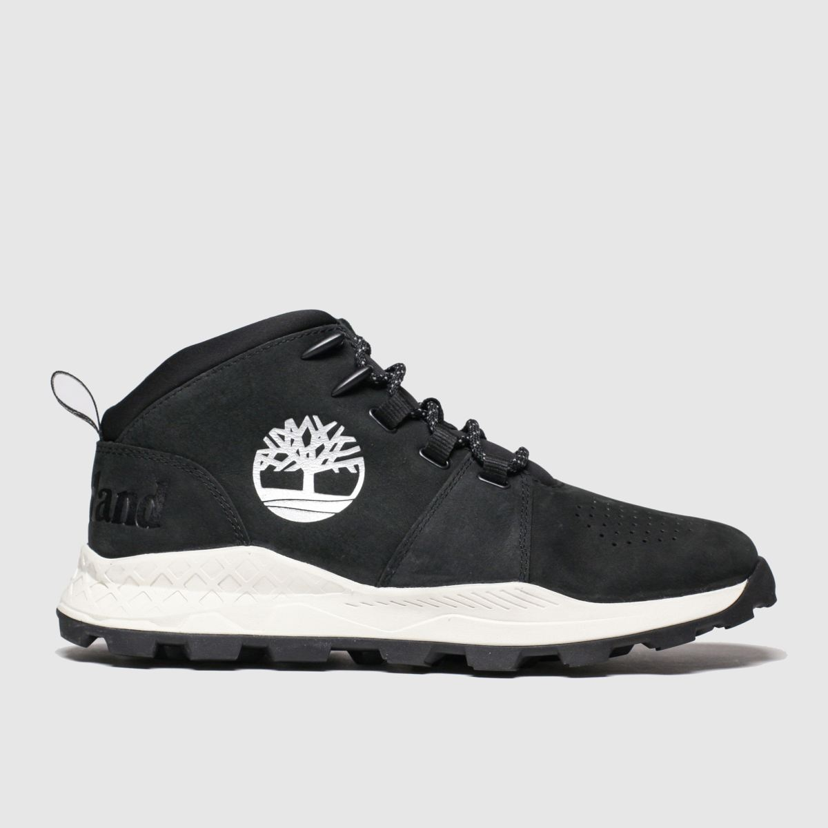 Timberland Black Brooklyn City Mid Boots