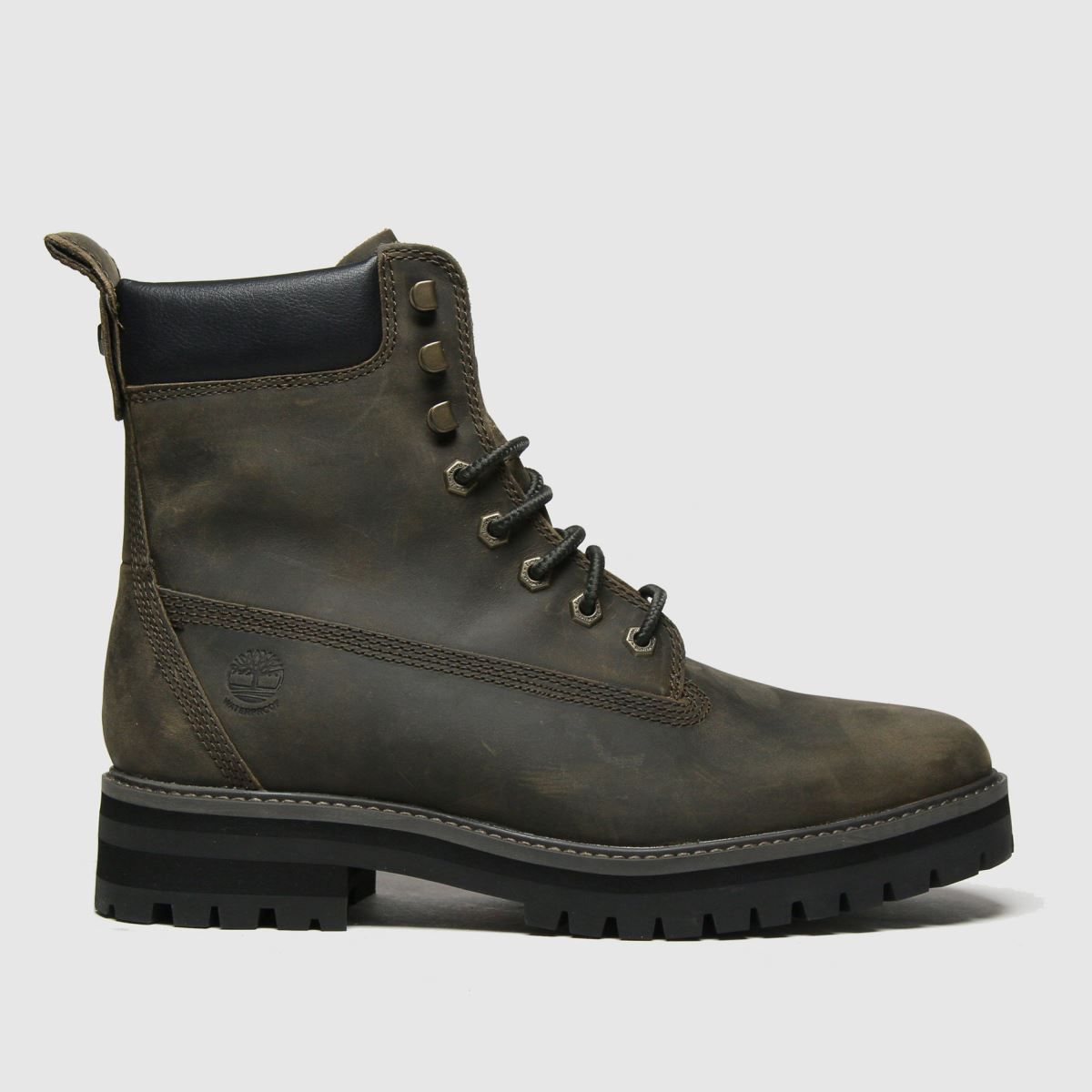 Timberland Khaki Courma Guy Boot Wp Boots