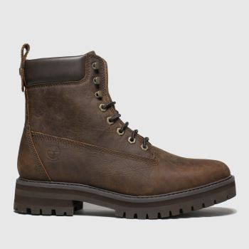 Timberland Brown Courma Guy Mens Boots#