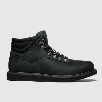 Timberland Black Newmarket Archive Chukka Mens Boots