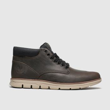 Timberland Dark Brown Bradstreet Chukka c2namevalue::Mens Boots