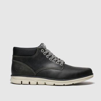 Timberland Dark Grey Bradstreet Chukka Mens Boots
