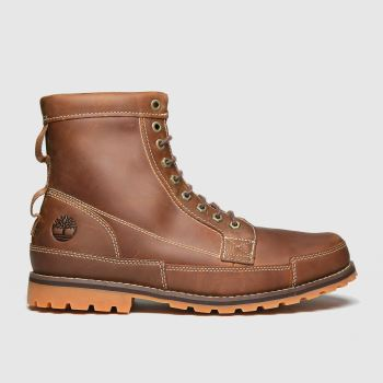 "Timberland Tan Earthkeepers Original 6"" Boot Boots"
