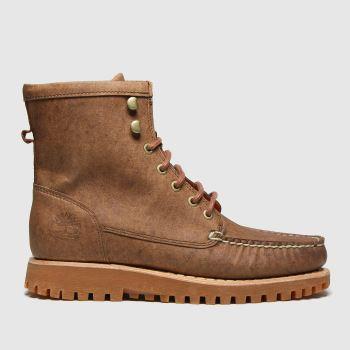 Timberland Tan Jacksons Landing Ek+ Mens Boots