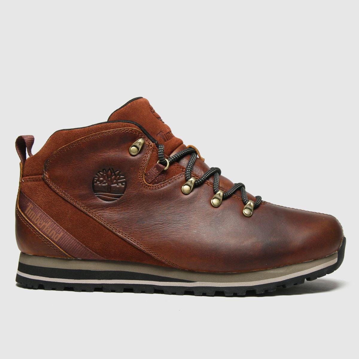 Timberland Brown Splitrock 3 Boots