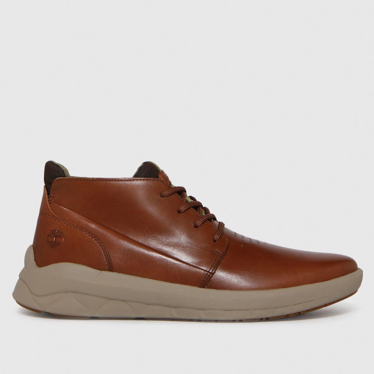 Timberland Brown Bradstreet Ultra Boots