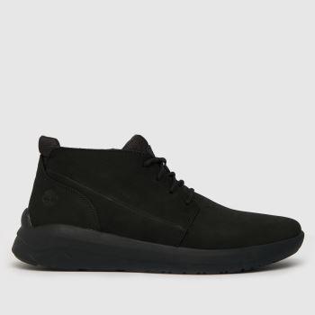 Timberland Black Bradstreet Ultra Mens Boots