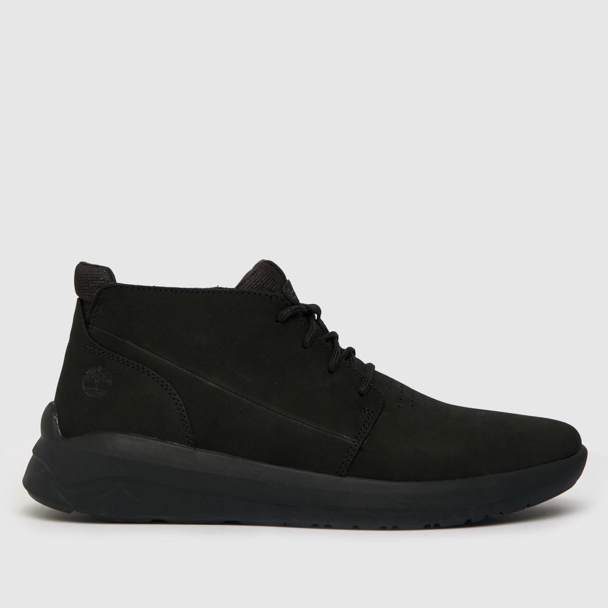 Timberland Black Bradstreet Ultra Boots