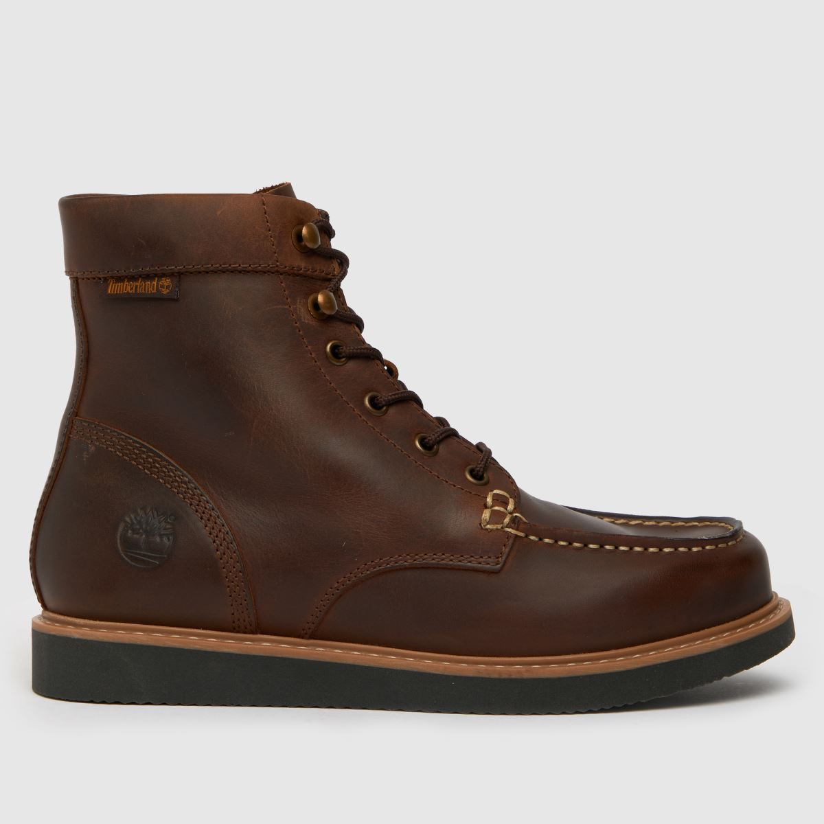 Timberland Brown Newmarket Boot Boots