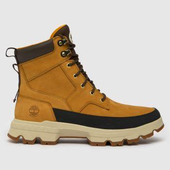 Timberland Tan Ultra Waterproof Mens Boots
