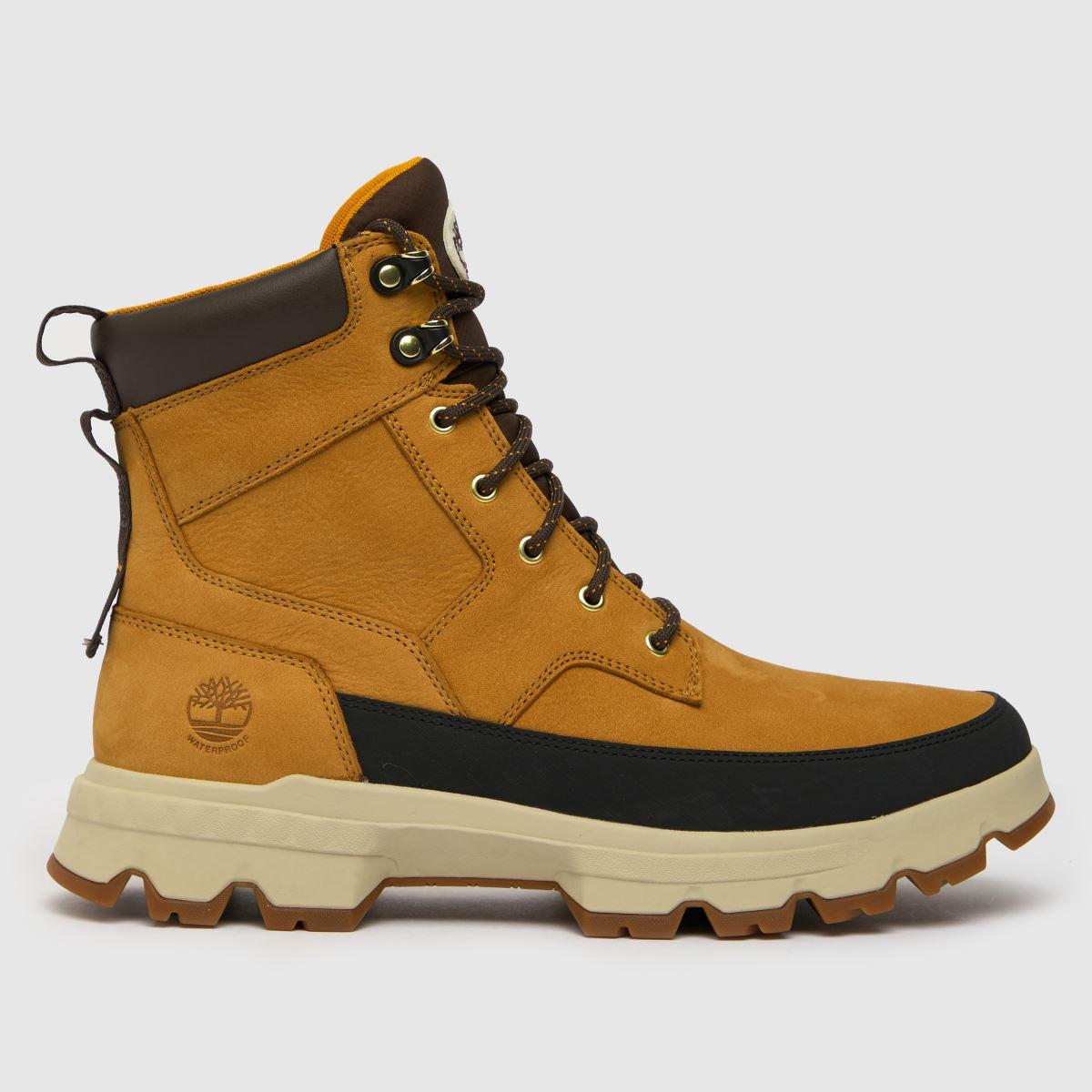 Timberland Tan Ultra Waterproof Boots