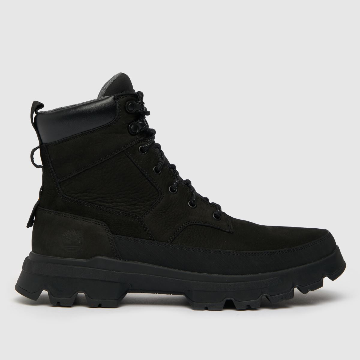 Timberland Black Timb Tbl Ultra Waterproof Boots