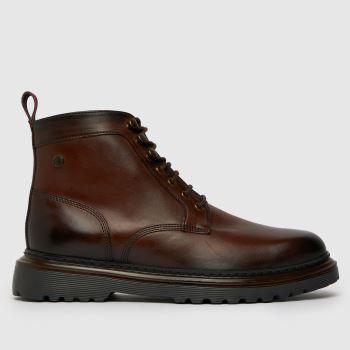 Base London Brown Base Massimo Mens Shoes