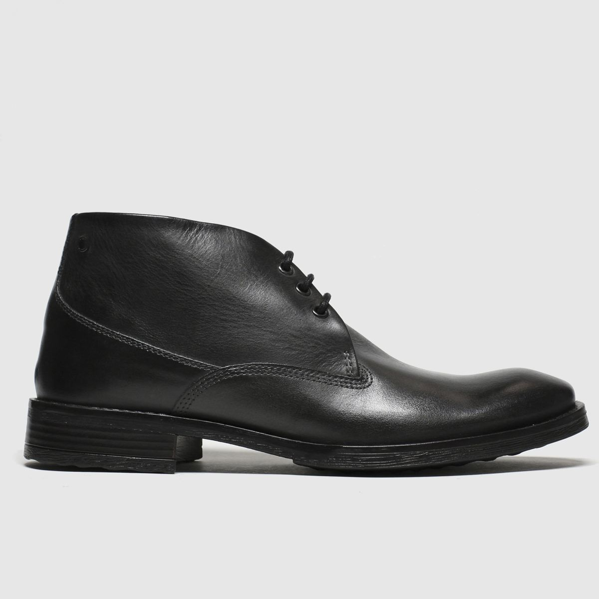 Base London Grey Bramley Boots