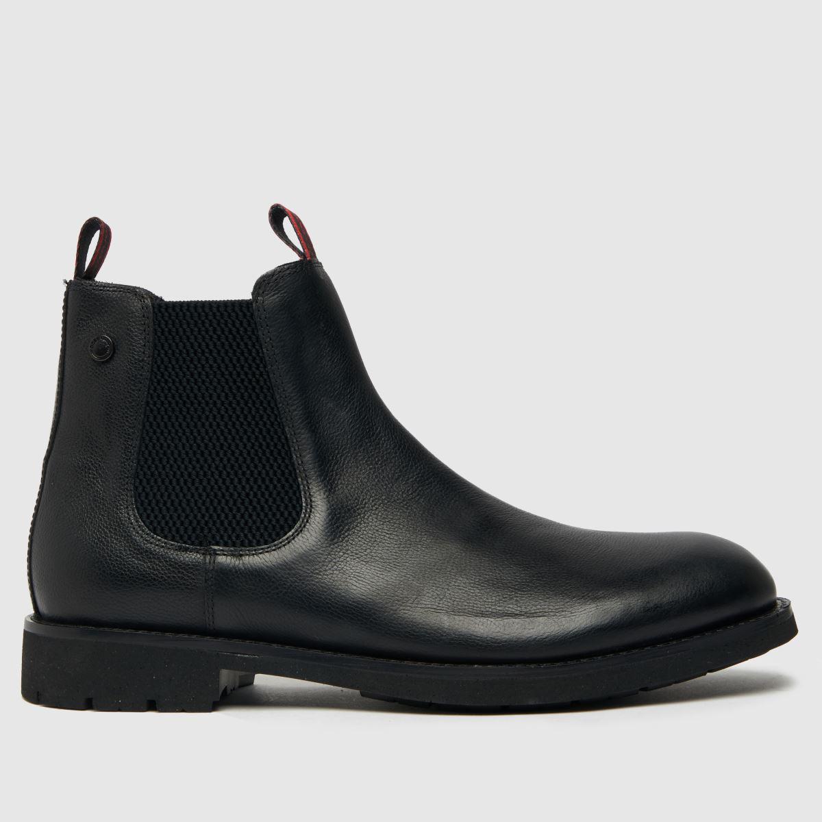 Base London Black Fawn Boots