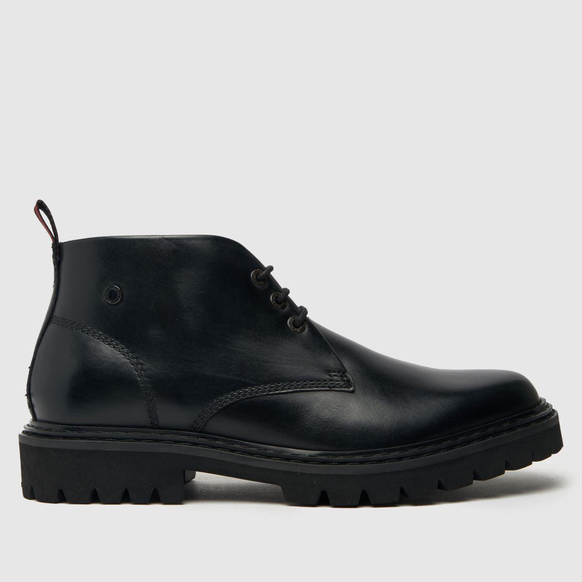 Base London Black Ezra Boots