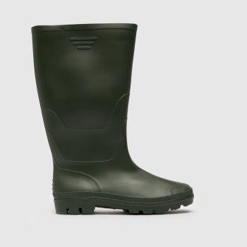schuh Khaki Max Wellington Herren Boots