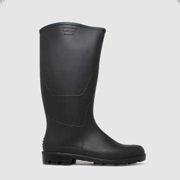 schuh Black Max Wellington Mens Boots