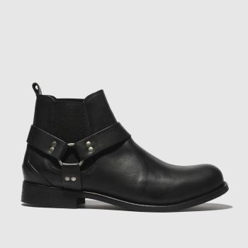 Schuh Black Henry Chelsea Mens Boots