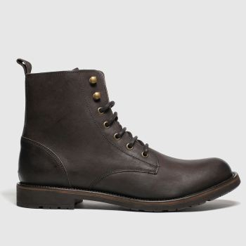 Schuh Dark Brown Sewell Ii Shr c2namevalue::Mens Boots