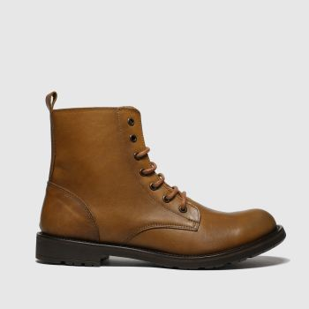 Schuh Tan Sewell Ii Mens Boots