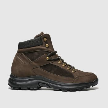 Schuh Brown Calton Hiker c2namevalue::Mens Boots
