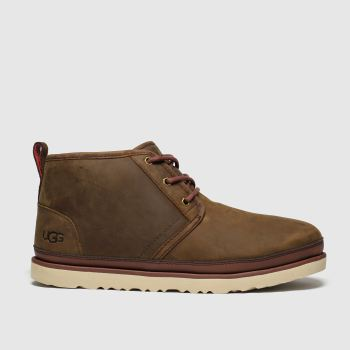 Ugg Brown Neumel Waterproof Mens Boots