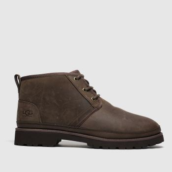 Ugg Brown Neuland Mens Boots