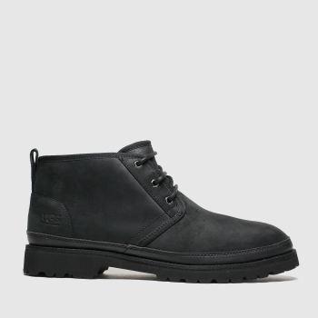 UGG black neuland boots