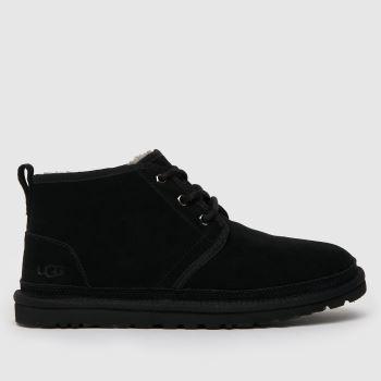 UGG Black Neumel Mens Boots