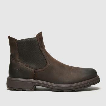 UGG Brown Biltmore Chelsea Mens Boots