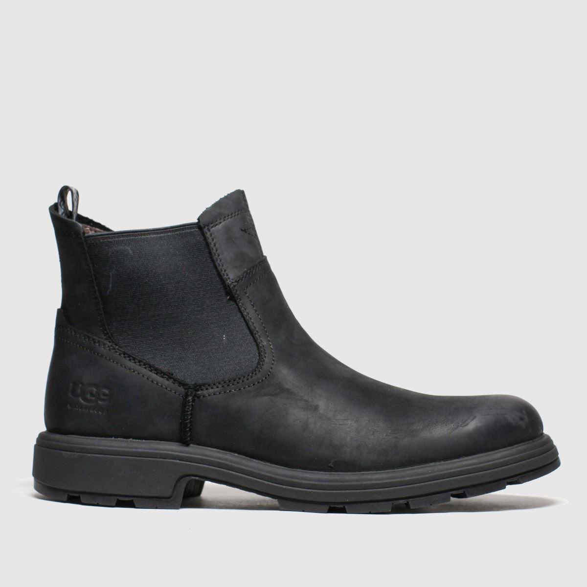Ugg Black Biltmore Chelsea Boots