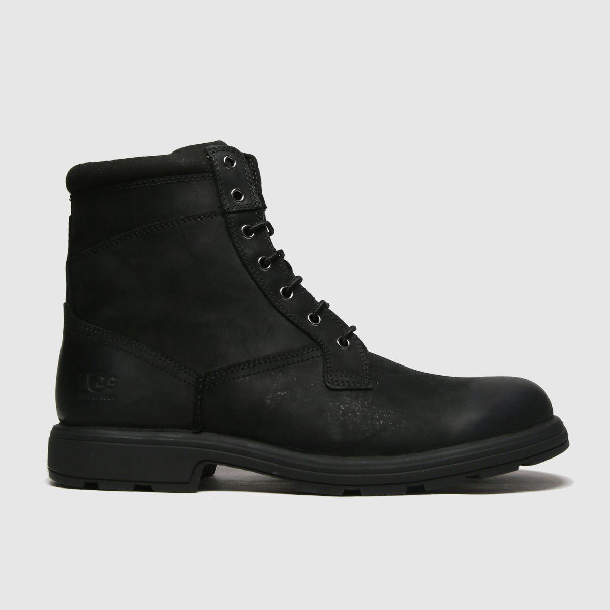 UGG Black Biltmore Workboot Boots