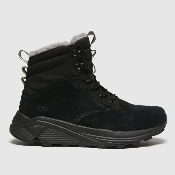 UGG Black Miwo Utility Mens Boots