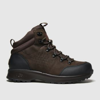 UGG Brown Emmett Boot Mid Mens Boots