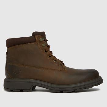 UGG Brown Biltmore Wp Mens Boots