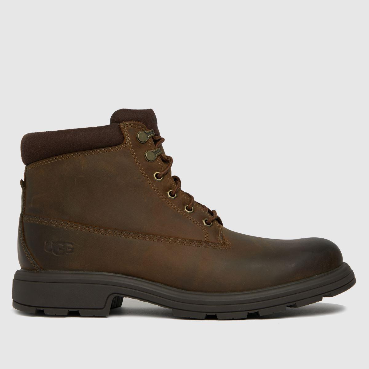 UGG Brown Biltmore Boot Wp Boots