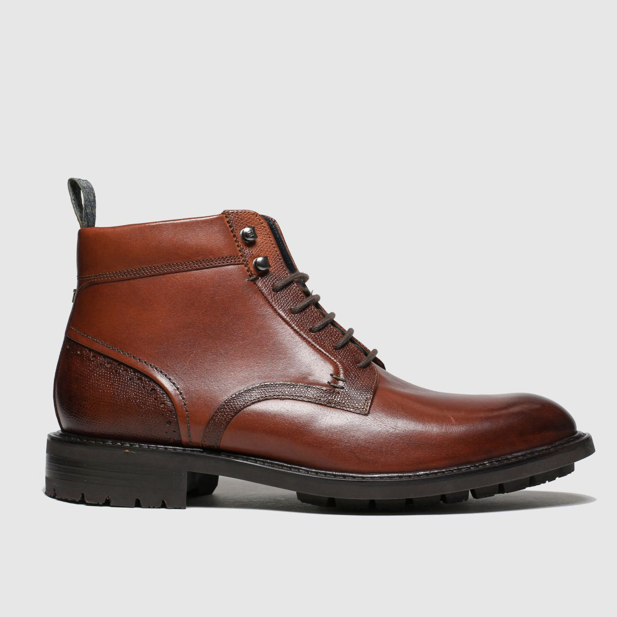 Ted Baker Tan Wottsn Boots