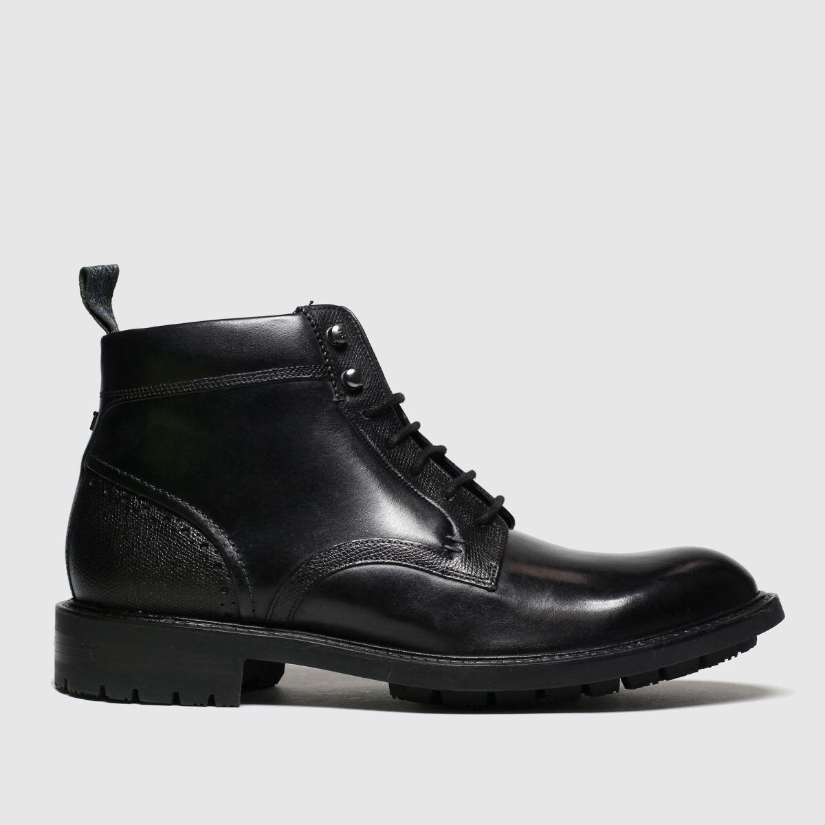 Ted Baker Black Wottsn Boots