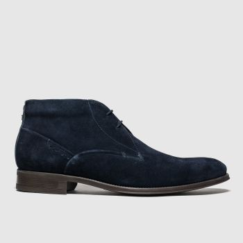Ted Baker Navy Chemns c2namevalue::Mens Boots